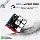 YongJun MGC Magnetic 3x3x3  Rubik Cube Speed Cube Rubiks Cube Puzzle Toy Twist Brain Teasers