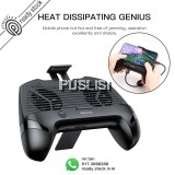 BASEUS Phone Game Joypad Controller with Double Cooling Fans Built-in 1200mAh Power Bank
