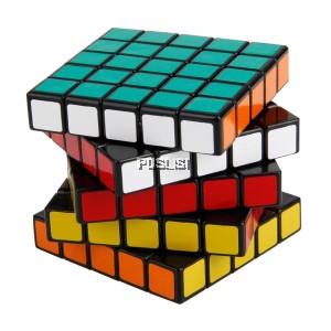 ShengShou 5x5x5 Rubiks cube Magic cube Rubik cube Speed Ultra-smooth Magic Cube Puzzle Twist