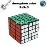 ShengShou 5x5x5 Rubiks cube Magic cube Rubik cube Speed Ultra-smooth Magic Cube Puzzle Twist