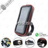 Bike Bicycle Motorcycle Holder Waterproof Case Bag Handlebar Mount phone Holder
