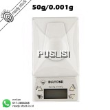 10g * 0.001g LCD Digital Electronic Pocket Gram Jewelry Diamond Scale