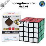 Shengshou 4X4X4 Rubiks cube Magic cube SHS Rubik cube Speed Ultra-smooth Magic Cube Puzzle Twist
