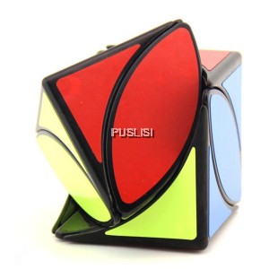 QiYi Mofangge Ivy Cube Fengye Twist Cube of Leaf Line White Color Puzzle Magic Cube Educational Toys cubo magico gift