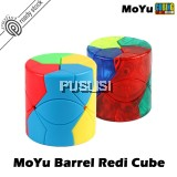 Moyu Barrel Redi Cube Cylinder  Rubiks Cube Rubik Cube Magic Redi Barrel Cube Redi Cylinder Type Magic Cube Puzzle Cube Intelligent Toys
