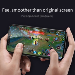 iPhone X Baseus Tempered Glass Baseus High Quality Protector Iphone Glass Film Apple Full Frame Screen Protector Mobile Phone Protective Glass