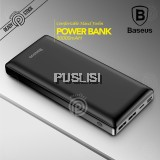Baseus Original 30000mAH Powerbank Mini JA Fast Charge Charging 3K mAh Type-c Usb For Iphone Huawei Samsung Oppo Xiaomi Vivo