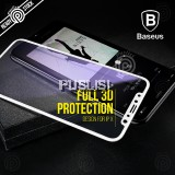 Baseus iPhone X Tempered glass Screen Protector 3D