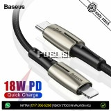 Baseus Original 18W PD Quick Charge Cable USB Type C to iP for iPhone Charging Cable USB C to L Data Cable for Apple iPhone
