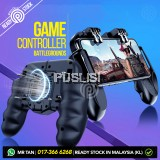 H9 Rechargeable Game Controller Gamepad Trigger Shooting Free Fire Cooling Fan for PUBG