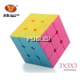 Ready Stock Yong Jun Speed Professional Stickless Rubik Magic Rubik's Cube 3x3x3 4x4x4 5x5x5