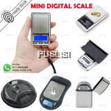Digital Mini Scale Jewellery Scale Jewerly Scale Kitchen Pocket Weighing Scale