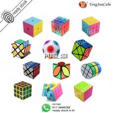 Ready Stock Yong Jun Speed Professional Rubik Cube Magic Cube