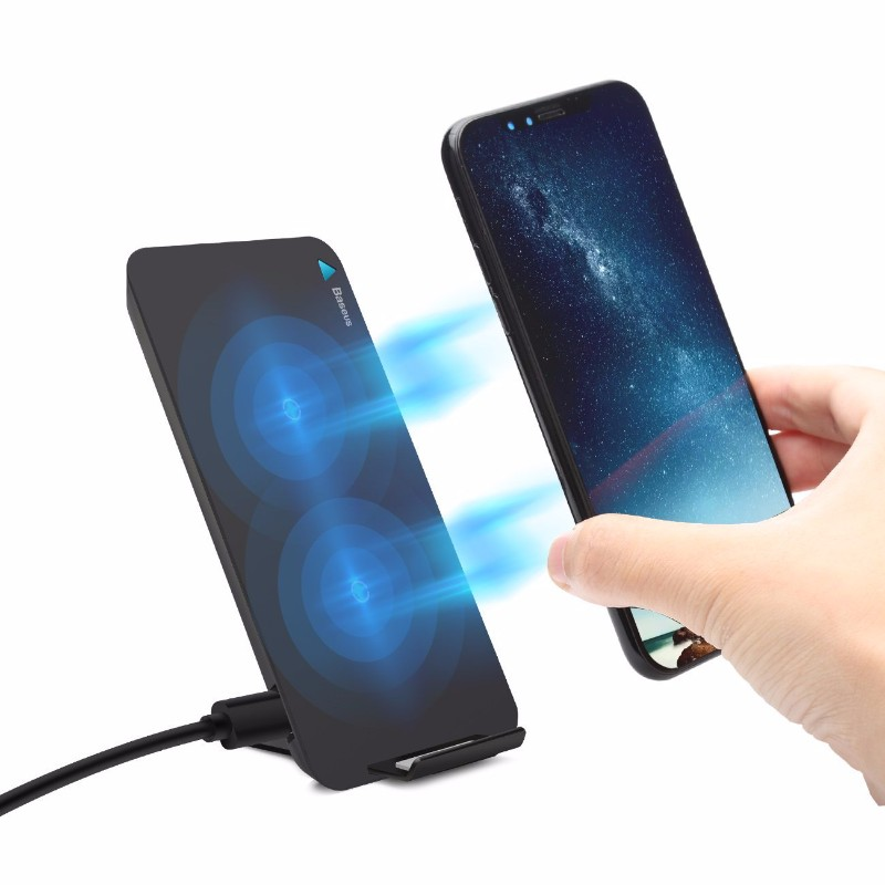 cheaper 58804 c595c Baseus Fast Qi Wireless Charger Pad (end 6/15/2020 7:59 PM)